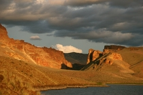 Owyhee Reservoir Oregon USA