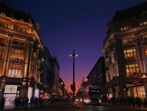 Oxford Street London England OC