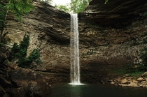 Ozone Falls in Rockwood Tennessee
