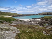 Pabbay - Outer Hebrides - Scotland - August