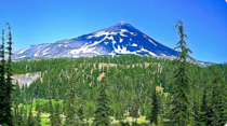 Pacific Crest Trail - Willamette National Forest - Lane County Oregon USA x pixels