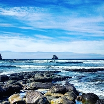 Pacific Ocean - Cape Meares OR