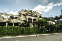 Paco Railway Station Manila  by Alexander Synaptic