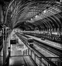 Paddington Railway Station London England