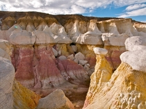 Paint Mines Interpretive Park is a hidden gem in the plains of Eastern Colorado USA