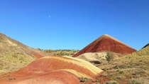 Painted Hills OR  x