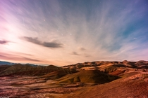 Painted Hills unit - John Day Fossil Beds Oregon