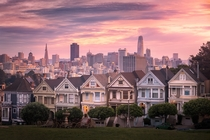 Painted Ladies of San Francisco updated