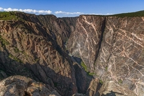 Painted Wall Black Canyon of the Gunnison