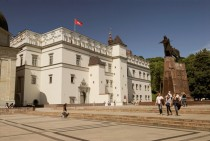 Palace of the Grand Dukes of Lithuania Vilnius Lithuania x