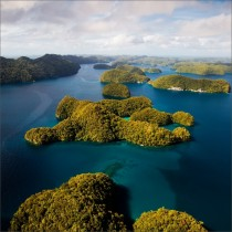 Palau in the western Pacific  photo by bortovoi
