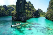 Palawan Island Philippines By Kora Darbane
