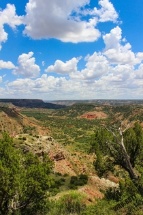 Palo Duro Canyon Texas OC