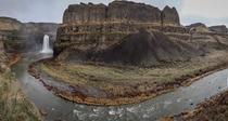 Palouse Falls and the Snake River  TallCupOfChocolateMilk