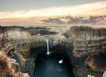 Palouse Falls at Sunrise