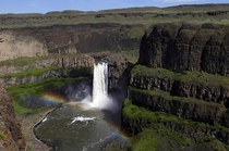 Palouse Falls Washington State
