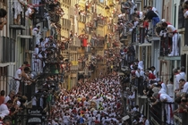 Pamplona and the Running of the Bulls