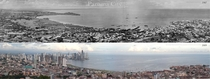 Panama City Panama Panorama  vs