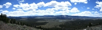 Panorama I took in Montana Am I doing this right