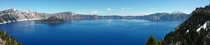 Panorama of Crater Lake Unedited
