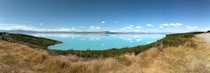 Panorama of Lake Pukaki NZ x