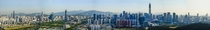Panoramic photo - Shenzen - China