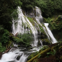 Panther Creek Falls Wa