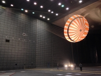 Parachute Testing for NASAs InSight Mission