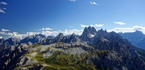 Parco naturale Tre Cime Dolomites Northern Italy A must see if youre in Sd-Tyrol