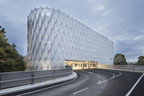 Parking Garage Facade Pa  wulf architekten