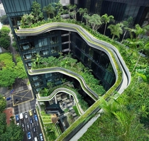 Parkroyal on pickering singapore