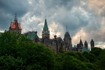 Parliament of Canada one of my favourite things to photograph in Ottawa