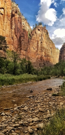 Part II from my recent hiking journey Zion National Park Utah