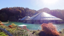 Part of the Red Bull Headquarters Complex Fuschl am See Austria
