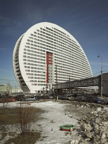 Parus Building Moscow