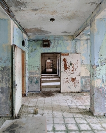 Pastel Painted Ward Southeast State Hospital