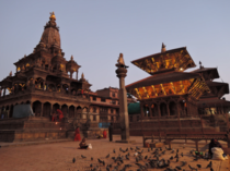 Patan Durbar square also known as Lalitpur in Kathmandu Nepal is s a stunning display of Newari artistic skill and houses many Hindu and Buddhist temples constructed in the th to th century