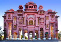 Patrika Gate is now the th gate of Jaipur INDIA was designed by local architect Anoop Bartaria The facade is inspired by the traditional architecture and features Jharokhas Pols Pavilions and Chhatris