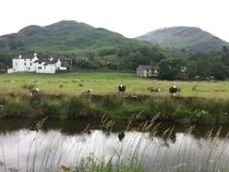 Patterdale Lake District UK