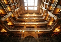 Peabody Library Baltimore MD