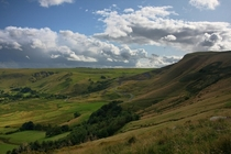 Peak District England