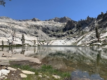 Pear Lake at Sequoia National Park OC