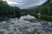 Pemigewasset River at Woodstock NH