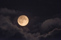 Penumbral lunar eclipse  September