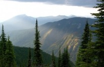 People seem to be downplaying the beauty of Eastern Washington Salmo Mountain Washington State