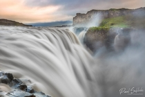 Perhaps the most powerful waterfall in all of Europe - the mighty Dettifoss