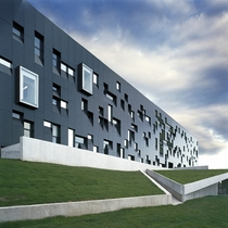 Perimeter Institute for Theoretical Physics Waterloo by Teeple Architects