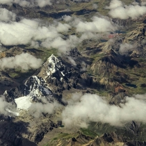 Peru - Andes mountains