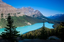 Peyto Lake Banff National Park by Jerry Mercier x