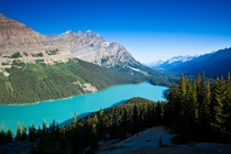 Peyto Lake Banff Park Canada x Jerry Mercier